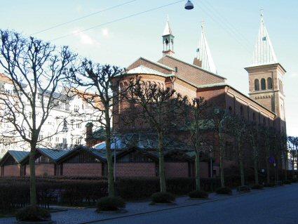 sct pauls kirke aarhus