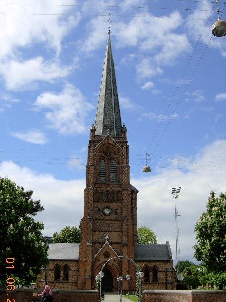 sct jacobs kirke østerbro