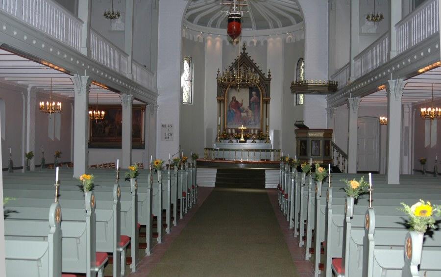 sct stefans kirke