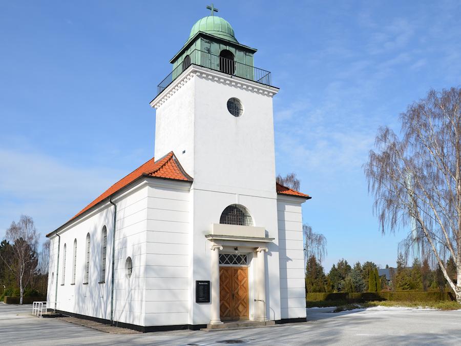 nykøbing falster kirke